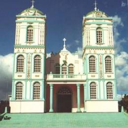 Catholic church in Costa Rica