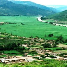 'Sacred Valley' – Inca's crops grown here