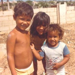 Children in Aruba